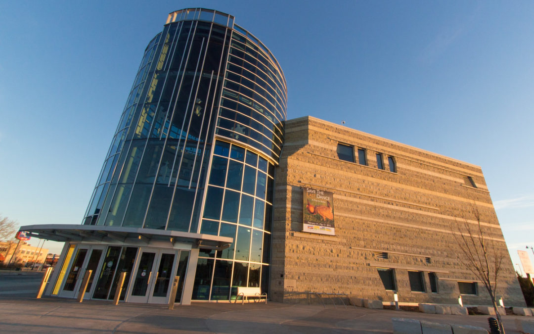 """""""Save the Last Dance, A Prairie Ballet"""" at the Flint Hills Discovery Center"""